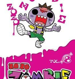 JY Zo Zo Zombie Vol 08 GN