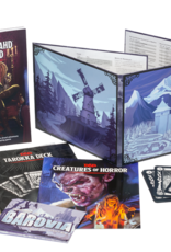 Wizards of the Coast Curse of Strahd REVAMPED