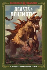 Ten Speed Press Dungeons & Dragons: Beasts & Behemoths Young Adventurers Guide HC