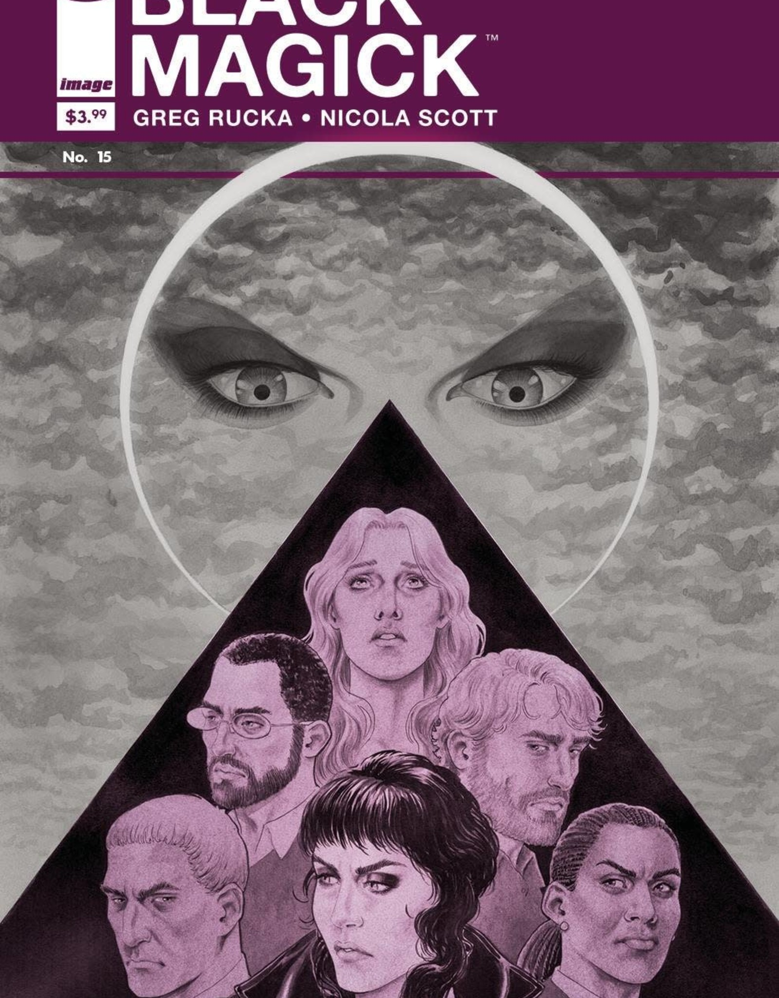 Image Comics Black Magick #15