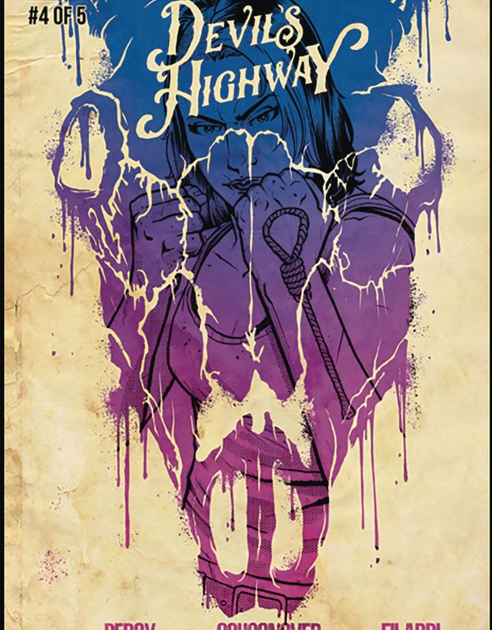 Artists Writers & Artisans Devils Highway #4