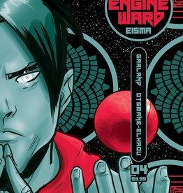 Vault Comics Engineward #4 Cvr A Eisma