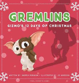 Insight Editions Gremlins Gizmos 12 Days Of Christmas Board Book