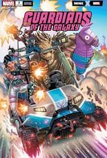 Marvel Comics Guardians Of The Galaxy #7 Garron Fortnite Var