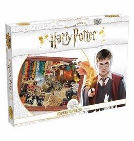 Top Trumps USA Harry Potter Hogwarts 1000pc Puzzle