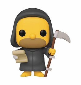 Funko Pop Animation Simpsons Reaper Home Vinyl Figure