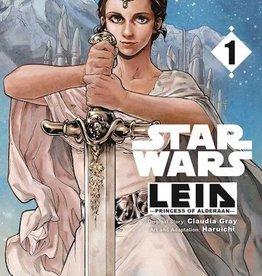 Yen Press Star Wars Leia Princess Of Alderaan GN Manga Vol 01