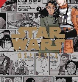 Yen Press Star Wars Lost Stars GN Vol 03 Manga