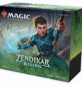 Wizards of the Coast Magic the Gathering: Zendikar Rising: Bundle