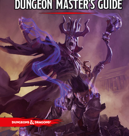 Wizards of the Coast Dungeons & Dragons 5E Dungeon Master Guide