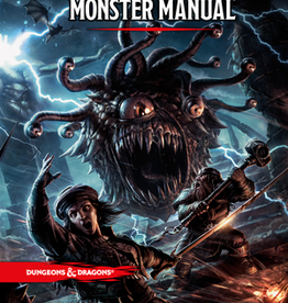 Wizards of the Coast Dungeons & Dragons 5E Monster Manual
