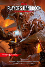 Wizards of the Coast Dungeons & Dragons 5E Player's Handbook