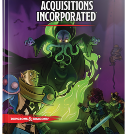Wizards of the Coast Dungeons & Dragons Acquisitions Incorporated