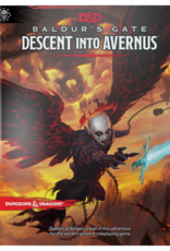 Wizards of the Coast Dungeons & Dragons Baldur's Gate Descent into Avernus