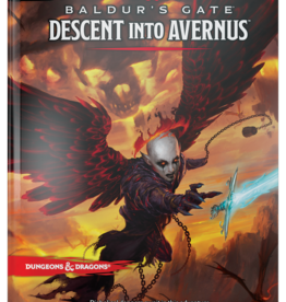 Wizards of the Coast Dungeons & Dragons Baldur's Gate Descent into Avernus