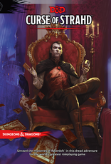 Wizards of the Coast Dungeons & Dragons Curse of Strahd