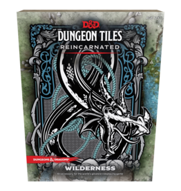 Wizards of the Coast Dungeons & Dragons Dungeon Tiles Reincarnated Wilderness