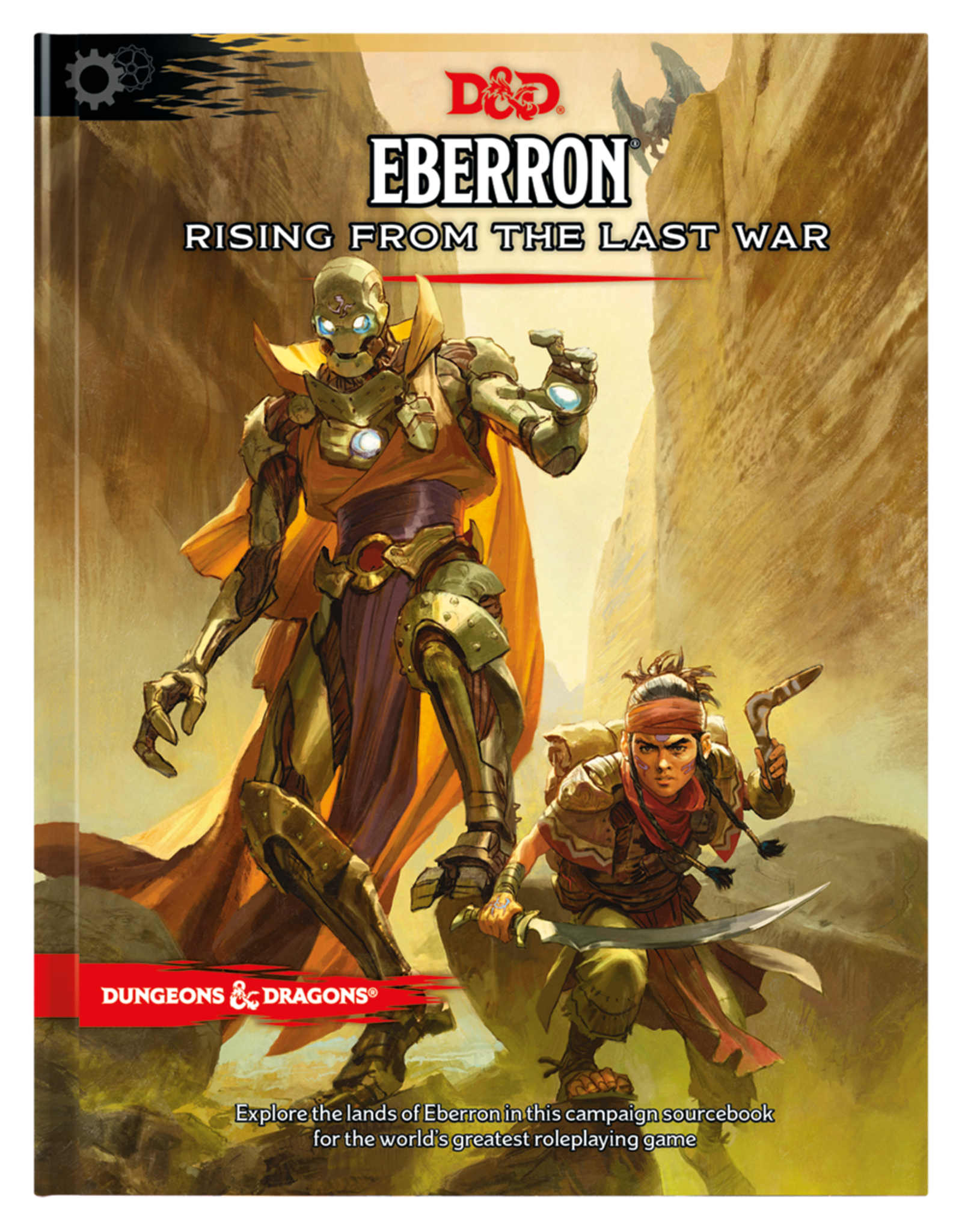 Wizards of the Coast Dungeons & Dragons Eberron Rising from the Last War