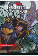 Wizards of the Coast Dungeons & Dragons Explorers Guide to Wildemount