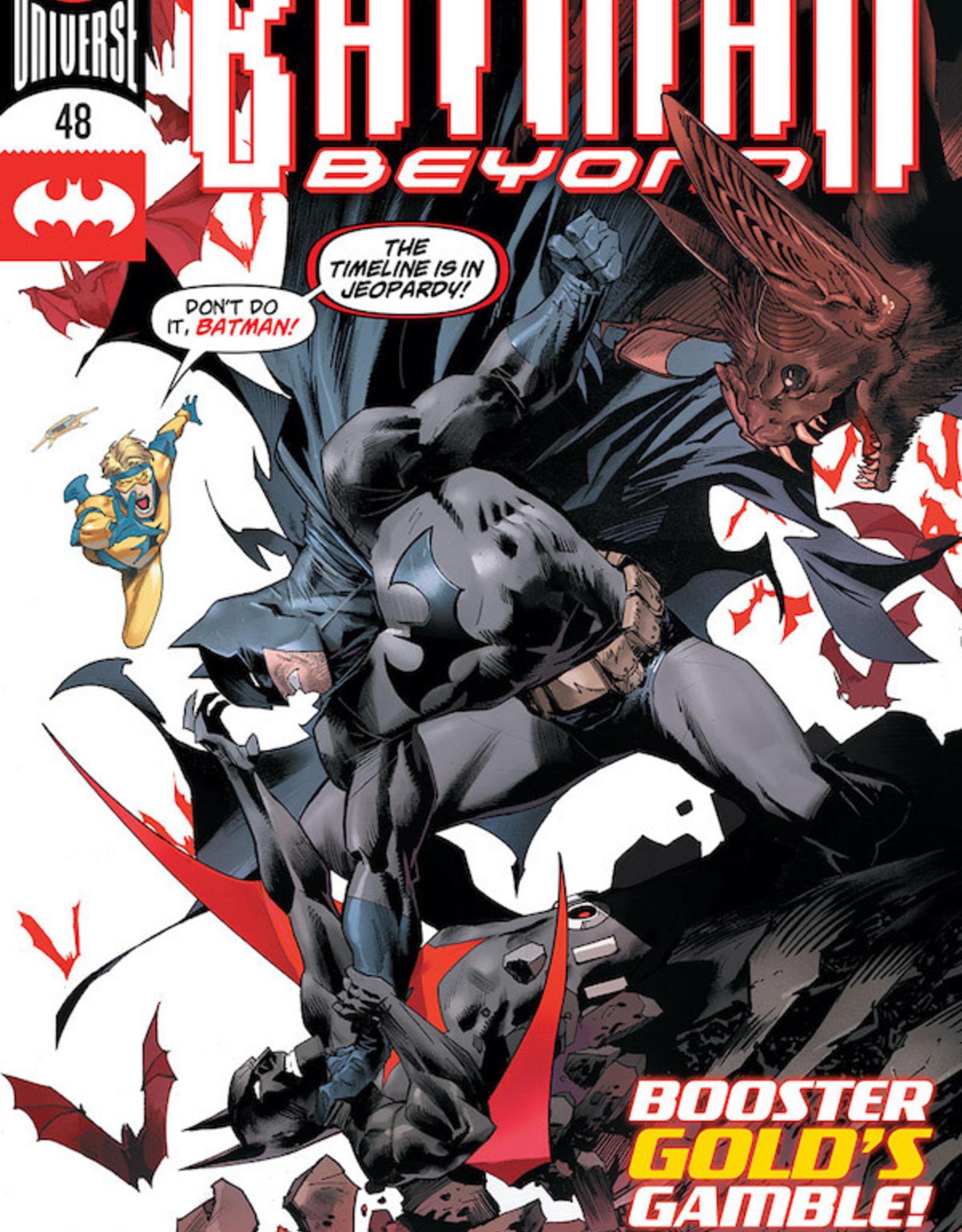 DC Comics Batman Beyond #48 Cvr A Dan Mora