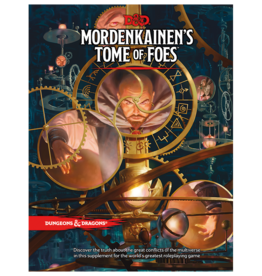 Wizards of the Coast Dungeons & Dragons Mordenkainen's Tome of Foes