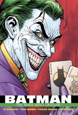 DC Comics Batman The Man Who Laughs The Deluxe Edition HC