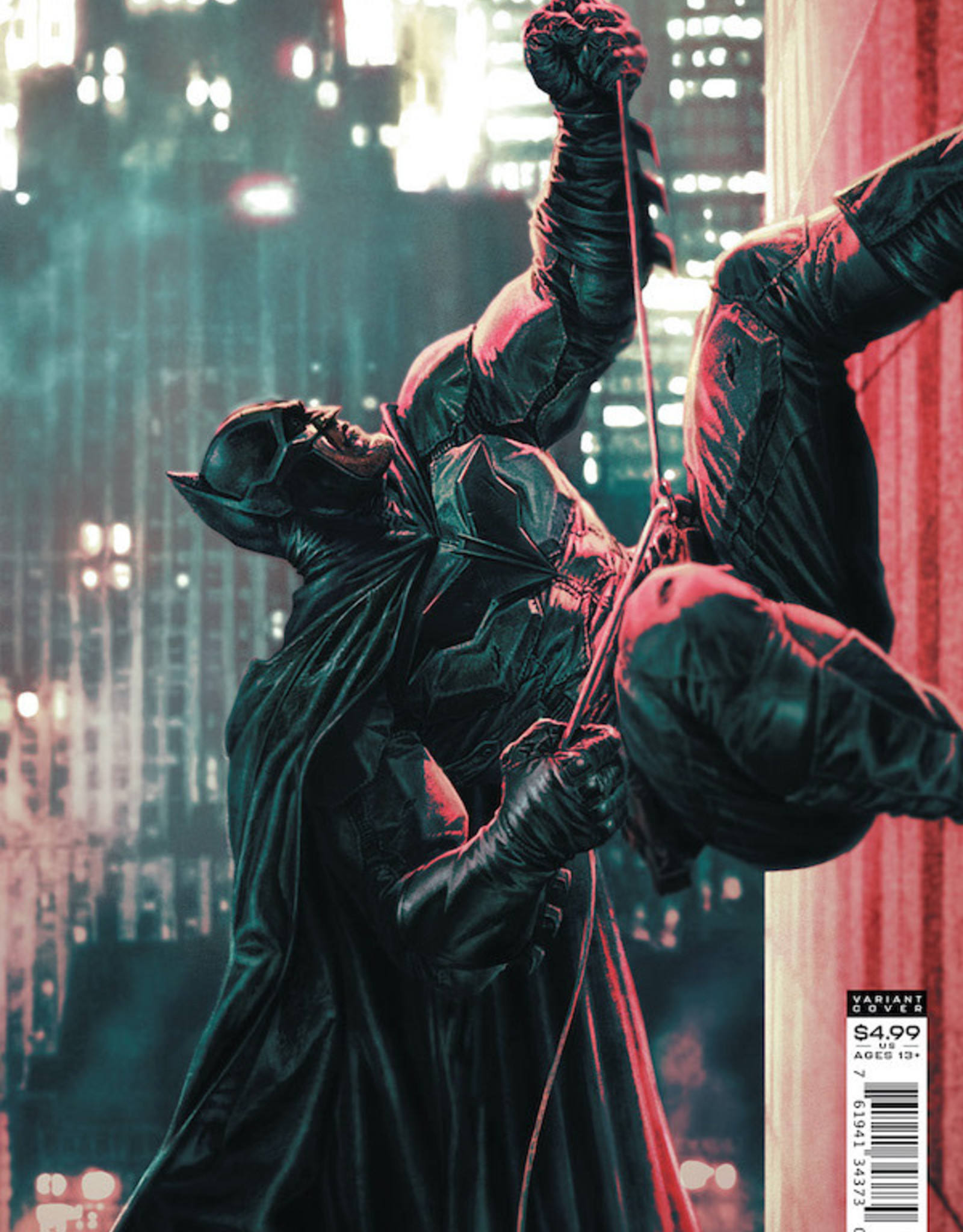 DC Comics Detective Comics #1029 Cvr B Lee Bermejo Card Stock Var
