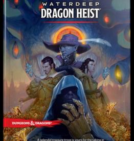 Wizards of the Coast Dungeons & Dragons Waterdeep Dragon Heist