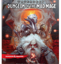 Wizards of the Coast Dungeons & Dragons Waterdeep Dungeon of the Mad Mage