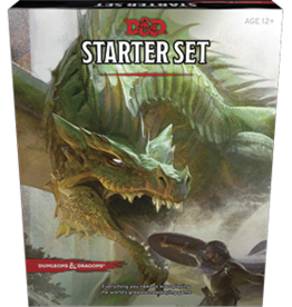 Wizards of the Coast Dungeons And Dragons 5E: Starter Set