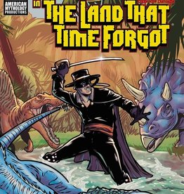 American Mythology Zorro The Land that Time Forgot