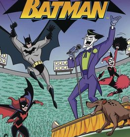 Stone Arch Books Batman and the Missing Punchline YA GN