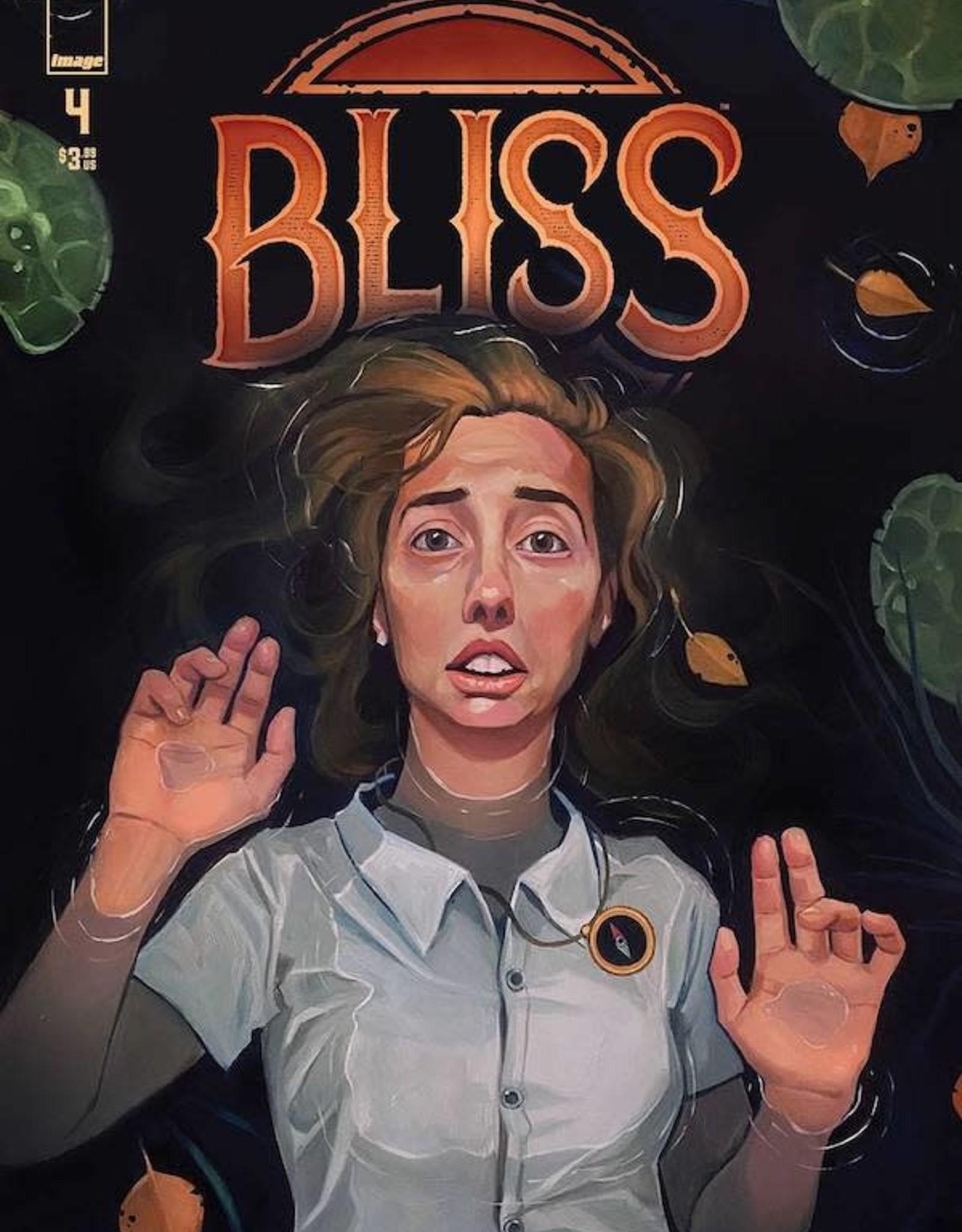 Image Comics Bliss #4