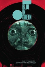 Image Comics Blue In Green GN