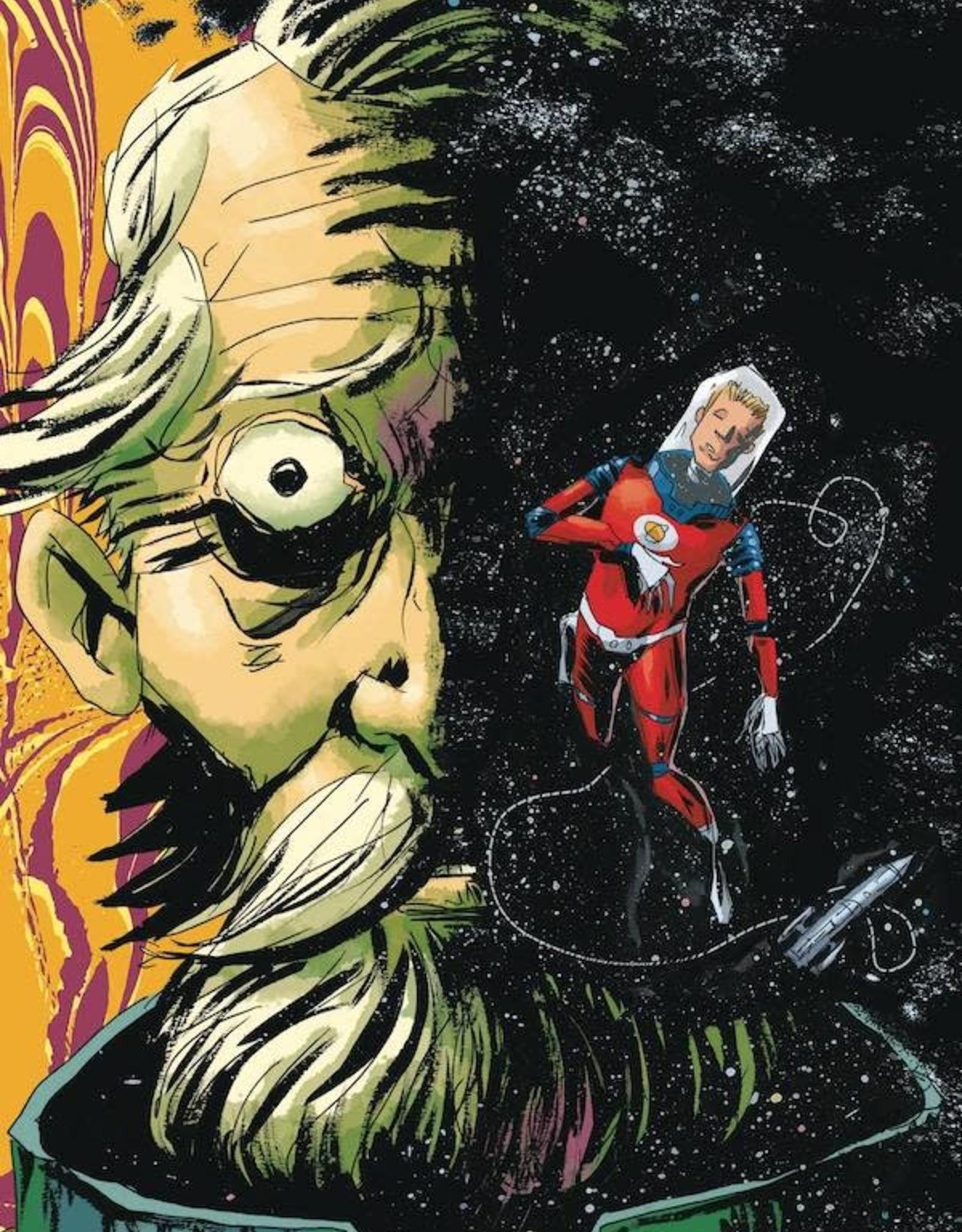 Dark Horse Comics Colonel Weird Cosmagog #1 Cvr B Lemire & Stewart