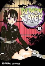 Viz Media Demon Slayer Kimetsu No Yaiba GN Vol 18