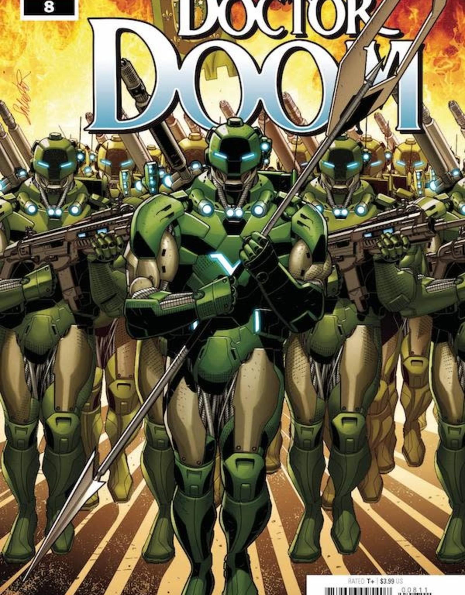 Marvel Comics Doctor Doom #8