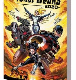 Marvel Comics Iron Man 2020 Robot Revolution TP Force Works