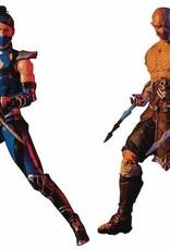 McFarlane Toys Mortal Kombat 7in SCale Wv3 Af Asst