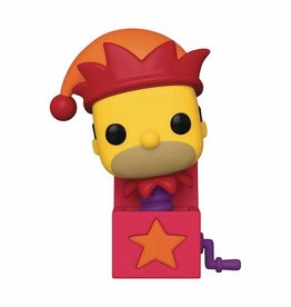 Funko Pop Animation Simpsons Homer Jack In The Box Vin Fig 1
