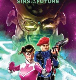 Boom! Studios Power Rangers Sins Of Future Original GN