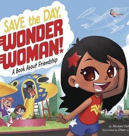 Capstone Publishing Save The Day Wonder Woman HC