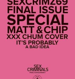 Image Comics Sex Criminals #69 XXX Photo Var