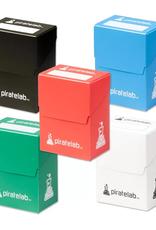 Pirate Lab Black 80-card Deck Box
