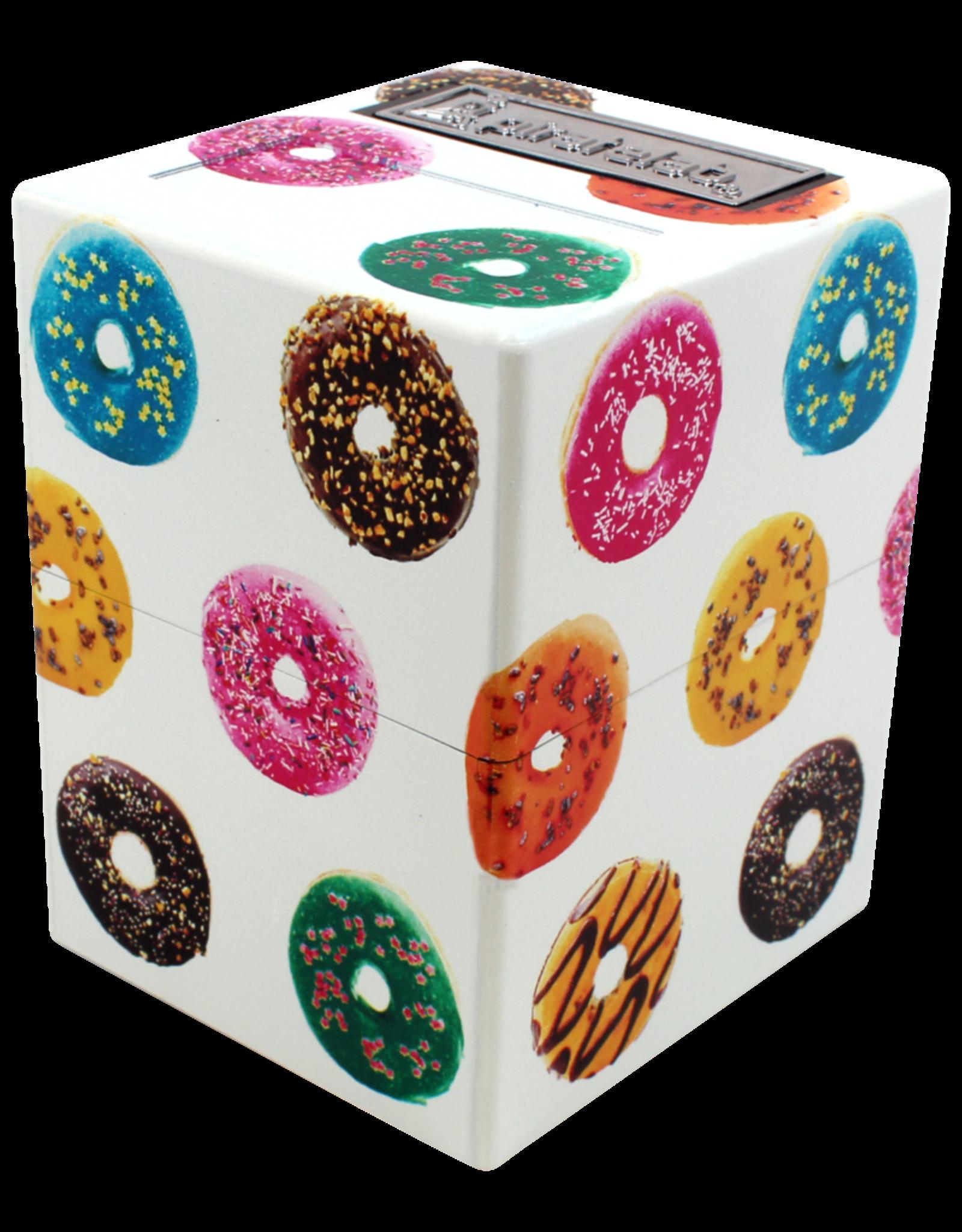 Pirate Lab Defender Deck Box, Artwork Series, Donuts