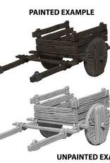Wizkids WizKids Miniatures Deep Cuts 2-Wheel Cart