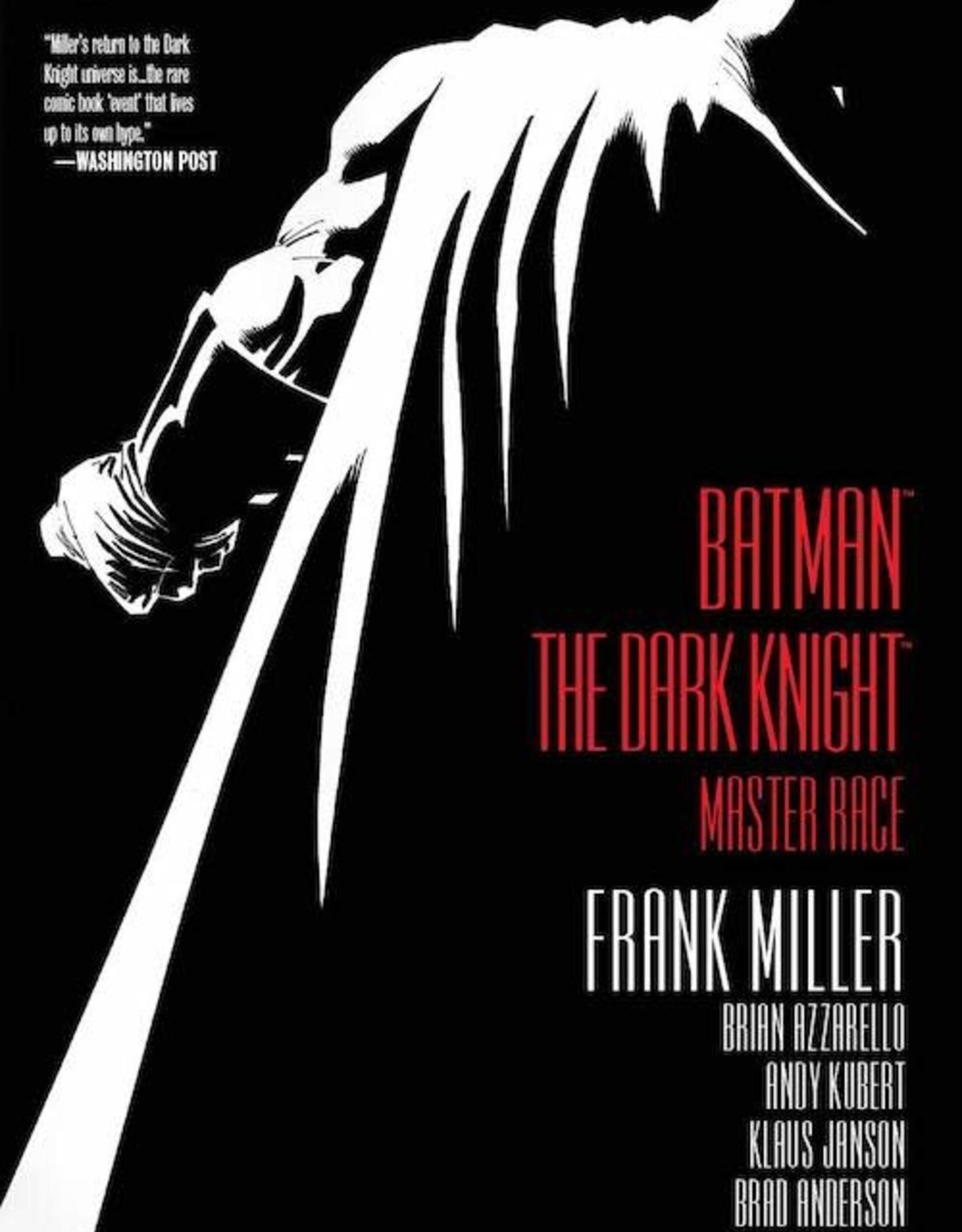 DC Comics Dark Knight III The Master Race TP