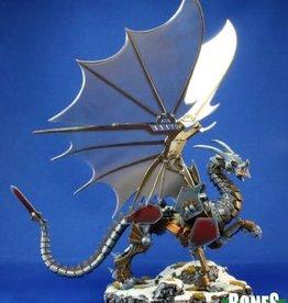 Reaper Reaper Dark Heaven Bones Wyrmgear, Clockwork Dragon