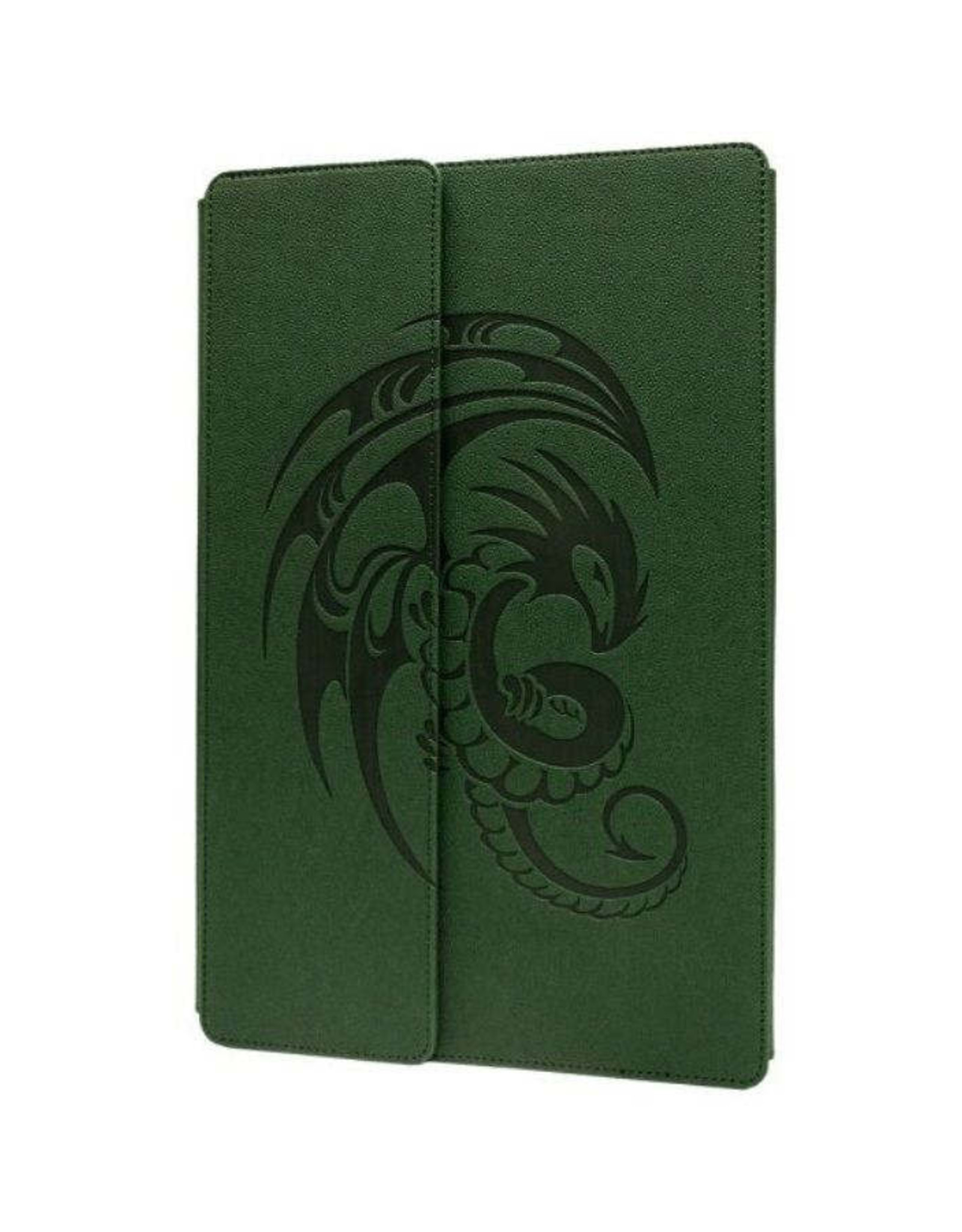Arcane Tinmen Dragon Shield: Nomad Playmat Forest Green And Black