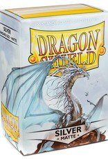 Arcane Tinmen Dragon Shield (100) Matte Silver